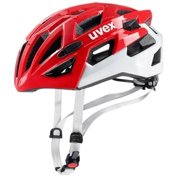 UVEX Race 7 rot weiß