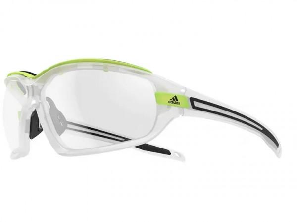 Adidas AD Evil Eye Evo pro Gr.S cryst-matt glow / Variomatic clear 0-3 antifog