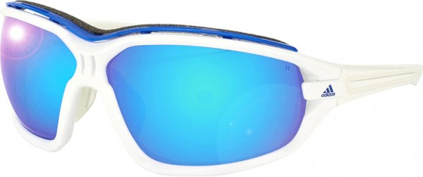 Adidas Evil Eye Evo pro wh-shiny / wh / blue mirrow