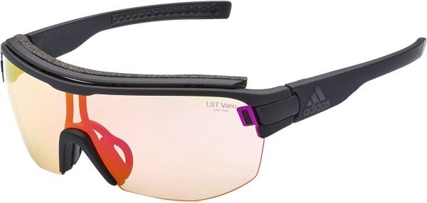 Adidas Zonyk aero midcut pro / blk mat / LST bright vario purple