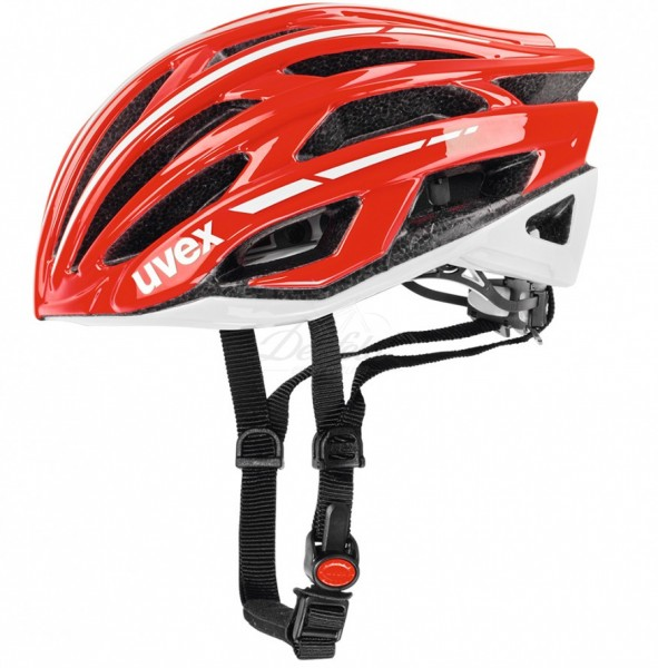 UVEX Race 5 58-62 red-white