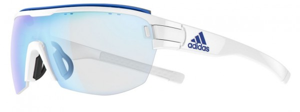 Adidas 11/75/1500 L Zonyk aero midcut pro /wh-shiny / Vario blue mirror/C1-3