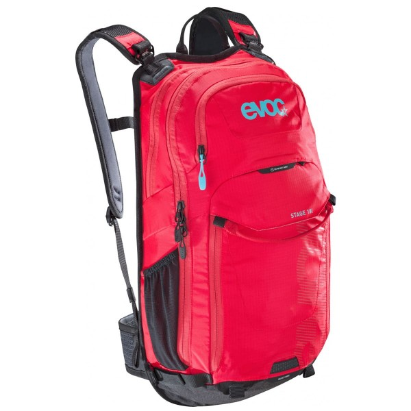 EVOC Rucksack Stage 18L fire red