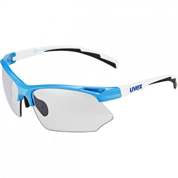 UVEX sportstyle 802 vario blau-wh/smoke