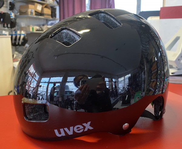 UVEX hlmt 5 55 - 58 cm bike blk
