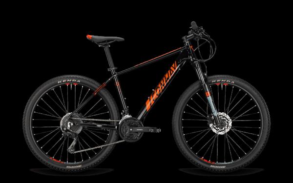 Conway MS 527 2021 schwarz-rot