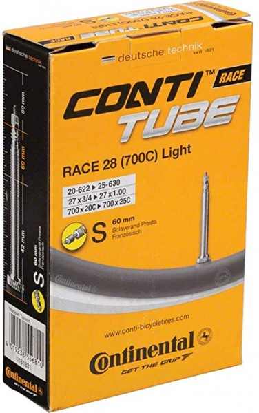 "Continental Race 28""60SV Light"
