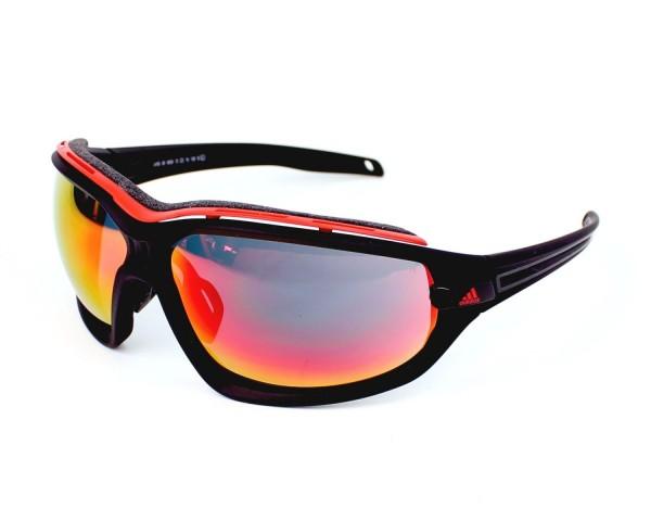 Adidas Evil Eye Evo pro black-matt / LST red mirrow hydro